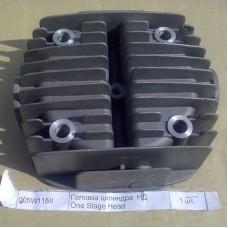 005W115II головка цилиндра I ст