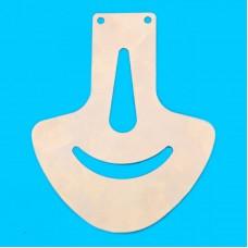 012W115II Впускная пластина  клапана I ст.
